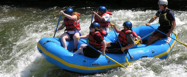 Our Favorite White Water Links