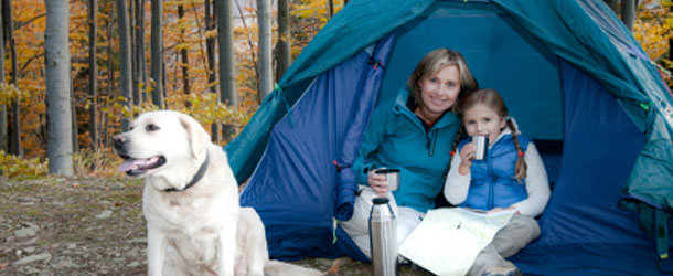 Keeping Kids Happy Camping
