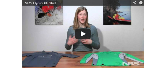 HydroSilk Water Wear Shirt Video