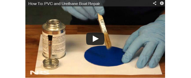 PVC and Urethane Boat Repair