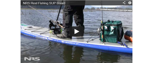 Reel Fishing SUP Board
