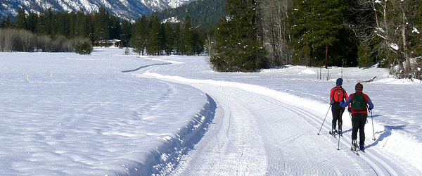 Nordic Skiing & Cross County Trail Maps
