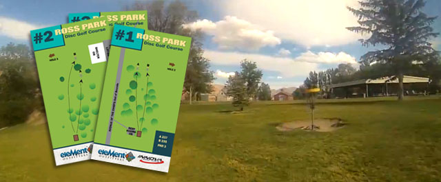 Upper Ross Park Disc Golf Course