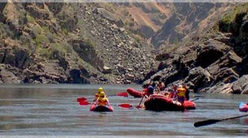 Northwest River Trip Permits