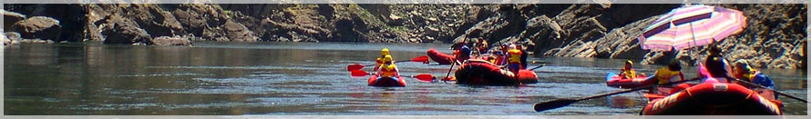 Northwest River Rafting
